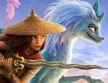 ¿Por qué se estrena 'Raya y el último dragón en tan pocos cines?