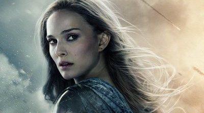 Natalie Portman presume de musculazos en el rodaje de 'Thor: Love and Thunder'