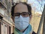 Jordi Sánchez ('La que se avecina') se deshace en agradecimientos tras salir del hospital