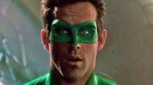 Ryan Reynolds ha visto 'Linterna Verde' por primera vez
