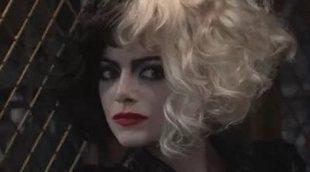 Emma Stone responde a las comparaciones entre 'Cruella' y 'Joker'