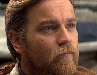 Ewan McGregor ya se ha dejado la barba para empezar 'Obi-Wan Kenobi'