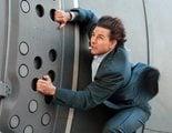 A Tom Cruise le han pedido varias veces que deje de sonreír mientras rueda las escenas de acción