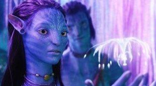 Nuevas imágenes desde el rodaje de 'Avatar 2' con Direhorses y niños Na'vi