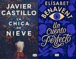 Netflix adaptará 'La chica de la nieve' de Javier Castillo y 'Un cuento perfecto' de Elisabet Benavent