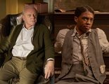 Anthony Hopkins bate recórd en los Oscar, pero Twitter lo considera un robo a Chadwick Boseman