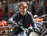 'Misión Imposible 7': Tom Cruise evita que un cámara se caiga del tren en el que estaban rodando