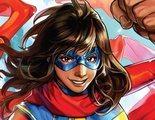 'Ms. Marvel': Revelado el traje de la superheroína en las fotos del rodaje