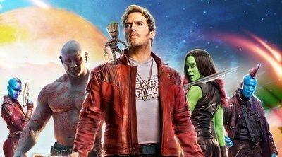 'Guardianes de la Galaxia: Vol. 3' anuncia fecha de estreno y lanza su nuevo logo