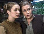 'Star Wars': Billie Lourd, hija de Carrie Fisher, publica una adorable foto de su bebé viendo a la Princesa Leia