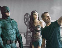 """Zack Snyder """"tenía miedo"""" de que Warner Bros. intentara silenciarle"""