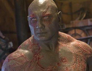 Dave Bautista dice que no encarnará a Drax más allá de 'Guardianes de la Galaxia 3'