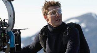 Tom Cruise rodó su escena de acción más peligrosa en 'Misión Imposible 7'