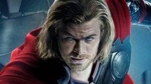 """Chris Hemsworth celebra el décimo aniversario de 'Thor' recordando que era """"un don nadie"""""""