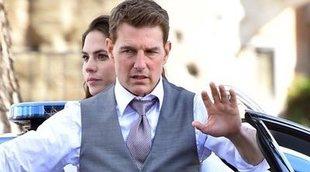 Tom Cruise se pronuncia sobre su sonada bronca al equipo de 'Misión Imposible 7'