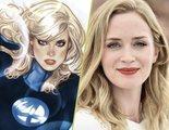 Emily Blunt reacciona a los rumores sobre 'Los Cuatro Fantásticos' y revela por qué dijo no a 'Viuda Negra'