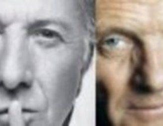 Hopkins y Hoffman en 'The Song of Names'