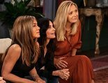 Primeras imágenes de la reunión de 'Friends', que avanza parte de sus contenidos