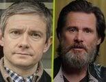 """Martin Freeman carga contra Jim Carrey y los actores de método: """"Es lo más narcisista que he visto nunca"""""""