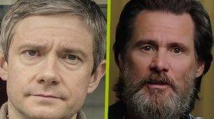 Martin Freeman carga contra Jim Carrey y su método en 'Man on the Moon'