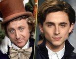 Timothée Chalamet será Willy Wonka en la precuela de 'Charlie y la fábrica de chocolate'