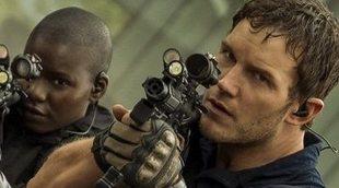 Chris Pratt al rescate en 'La guerra del mañana', que lanza su primer tráiler