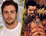 Después de Venom y Morbius: Aaron Taylor-Johnson será Kraven el Cazador en una película en solitario