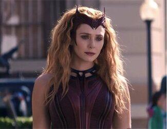 Tras 'WandaVision' Elizabeth Olsen se siente más dueña de Wanda