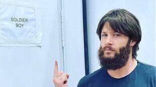 Jensen Ackles presume de músculos para 'The Boys'