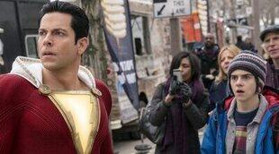 Teaser de 'Shazam! Fury of the Gods' con pulla a Zack Snyder