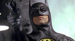 'The Flash': Primer vistazo (sangriento) al traje de Batman de Michael Keaton