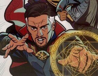 'Doctor Strange 2' da pistas sobre cómo viajaríamos a través del multiverso