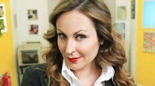 Primera foto de Ana Milán en la película de 'Camera Café'