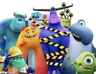 Tráiler de 'Monstruos a la obra', la serie de 'Monstruos S.A.' para Disney+
