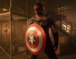 ¿Cuándo piensa jubilar Anthony Mackie el escudo de Capitán América?