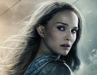 Primer vistazo de Natalie Portman como Mighty Thor gracias al merchandising