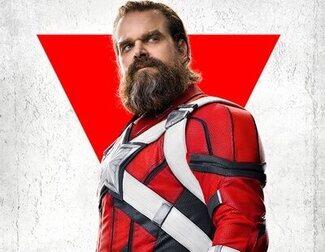David Harbour quiere una película de origen de Red Guardian Vs. Capitán América