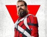 'Viuda Negra': David Harbour quiere una película de origen de Red Guardian Vs. Capitán América