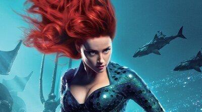 James Wan da la bienvenida a Amber Heard al rodaje de 'Aquaman 2'