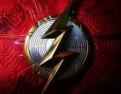 Andy Muschietti comparte la primera imagen del logo de Supergirl en 'The Flash'