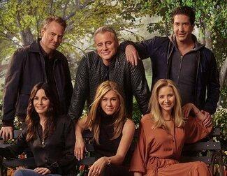 La reunión de 'Friends' ya está doblada al castellano con las voces originales