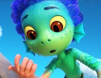 ¿Dónde están los Easter Eggs de Pixar en 'Luca'?