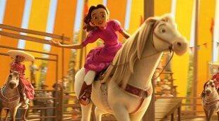 """Eiza González: """"'Spirit - Indomable' es un ejemplo de que en Hollywood apuestan por la diversidad"""""""