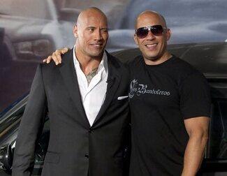 "Vin Diesel tuvo que aplicar ""mano dura"" con Dwayne Johnson en 'Fast and Furious'"