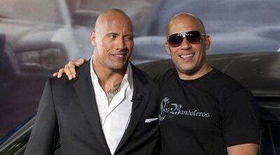 'Rápidos y Furiosos': Vin Diesel tuvo que aplicar