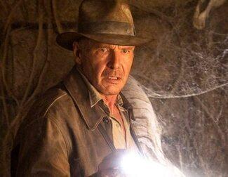 Harrison Ford se ha lesionado durante el rodaje de 'Indiana Jones 5'