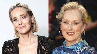 "Sharon Stone harta de que idolatremos a Meryl Streep: ""Yo hago mejor de villana"""