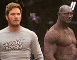 Chris Pratt retó a Dave Bautista a una pelea cuando estaba grogui por los somníferos
