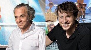Nicolás y Jose Coronado juntos en 'El bebé jefazo 2': ¿Quién conoce mejor al otro?