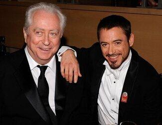 Muere el padre de Robert Downey Jr., cineasta y actor